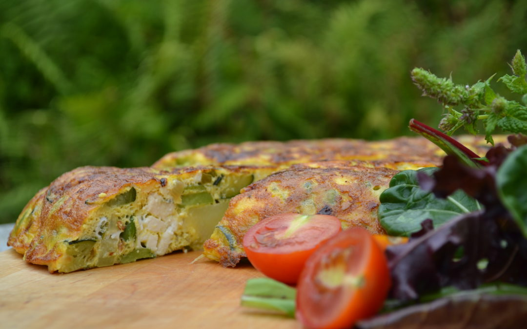 Cornish Garden Frittata