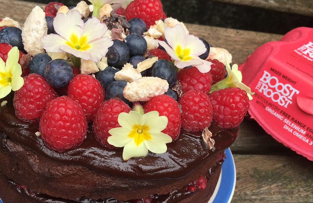 Dairy Free, Gluten Free, Paleo Chocolate Cake