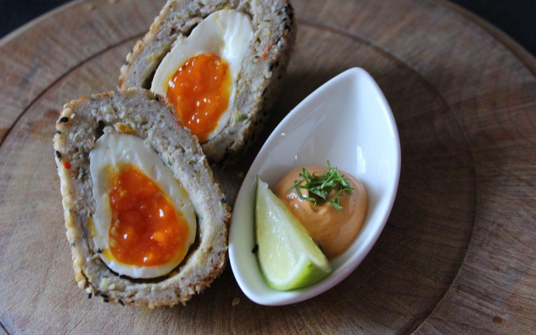 Thai Style Scotch Egg