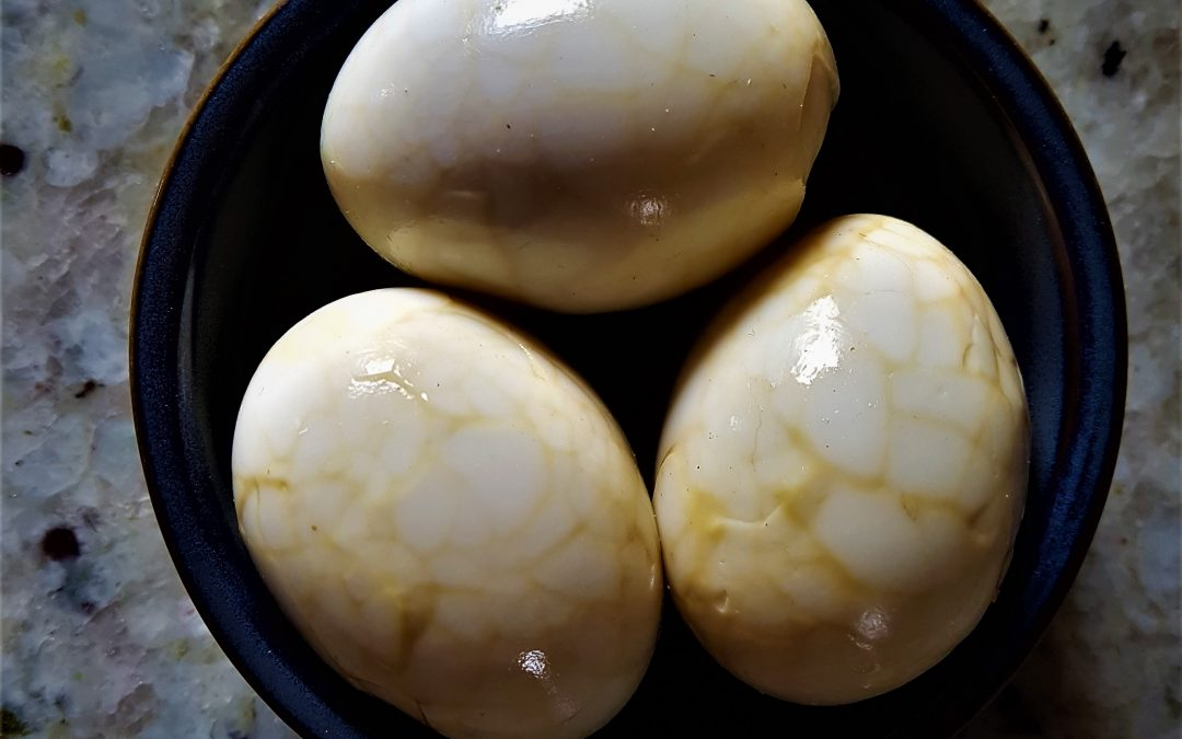 Marbled Tea Eggs