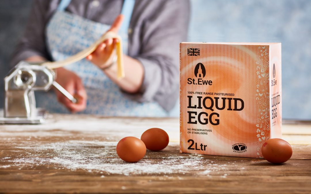 We make Pasteurised Liquid Egg Award Winning; being announced as a Great Taste Winner.